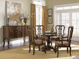 dining tables glass top round dining sets glass top dining room