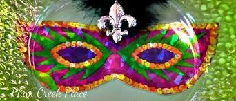 ceramic mardi gras masks for sale plum creek place imitation mardi gras mask tablescape