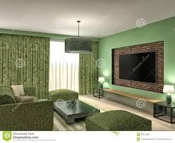 amazing modern green living room design decor classy simple at