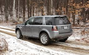 land rover freelander off road 2013 land rover lr2 first drive truck trend