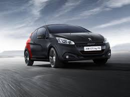 how much are peugeot cars model ranges