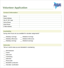 Sample Cover Letter for a Volunteer Position Resume Example and Cover Letter