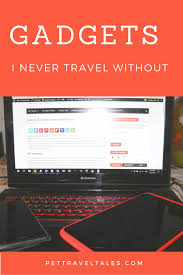 2016 new technology gadgets pictures to pin on pinterest geeky stuff gadgets i never travel without pet travel tales