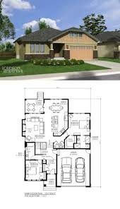 Narrow Lot Craftsman House Plans 48 Best Craftsman Home Plans Images On Pinterest House Floor