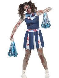 teen size zombie cheerleader costume zombie cheerleader costume
