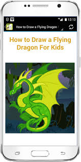 draw dragon kids android apps google play