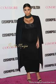 the kardashian jenner clan step out for cosmopolitan u0027s 50th