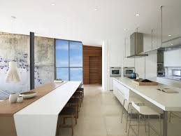 beach house kitchen ideas unobstructed views of the ocean from a beach house in new york