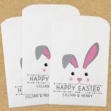 paper favor bags personalized paper favor bags mod bunnies