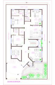 house design 15 x 60 classy 20 x 60 house plans gharexpert pic house plan ideas
