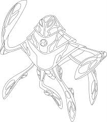 ben 10 alien force coloring pages coloring pages for kids