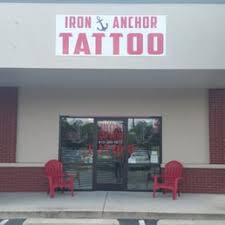 iron anchortattoo 22 photos tattoo 1725 reed rd ne leland