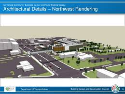 springfield community business center commuter parking garage design u2026