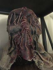 Scarecrow Mask Scarecrow Mask Burlap Ebay