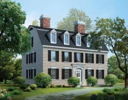 adam style house 6 types of colonial style homes ns designs