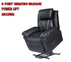 recliners chairs u0026 sofa massage and heat recliner power lift