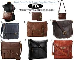 womens travel bags images Cross body travel bags for women best travel shoulder bags png