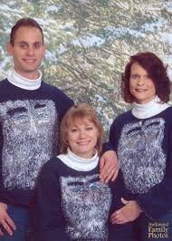 sweater pictures awkward family photos