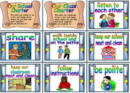 printable instructions classroom classroom rules poster printable hanh pinterest classroom
