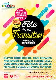 jeux de cuisine libre gratuit fête de la transition 30 09 2017 le pré gervais en transition
