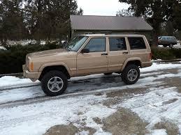 gold jeep cherokee my 1999 xj gold rush jeep cherokee forum