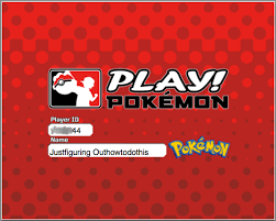 Pokemon Trainer Card Designer How To Get A Player Id Online Second City Gym