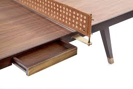 Lets Bounce Wood Ping Pong Table By Etel Ping Pong Table - Designer ping pong table