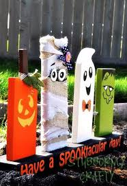 Fun Halloween Crafts - fun halloween craft ideas 23 pics