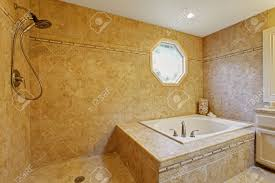 cute open concept shower stall and dscf open showe 1728x2304 amazing center open shower curtain and luxury bathroom interior white bath tub with tile trim and