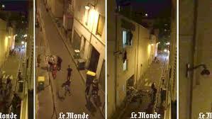 imagenes impactantes bataclan un periodista captó imágenes impactantes del ataque al bataclan