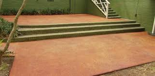 cleaning and staining a concrete patio or porch today u0027s homeowner