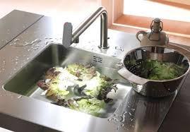spüle küche für ein harmonisches küchenduo spülbecken und armaturen