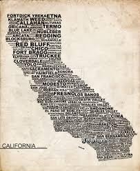 california map king city california typograhic map by lendak on deviantart everything