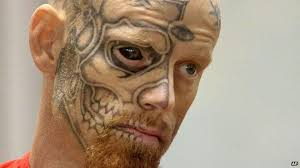 why would anyone want an eyeball tattoo bbc news