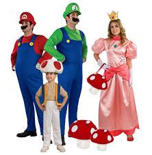 Toadette Halloween Costume Super Mario Brothers Halloween Costumes