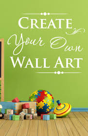 best 25 custom wall decals ideas on pinterest custom wall create your own custom wall quote wall decal 0083
