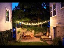 Outside Patio Lighting Ideas Outdoor Living Decor Patio Lighting Ideas Backyard Decorating Best