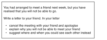 Regret Letter Unable To Join ielts general writing informal letters ielts simon