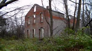 abandoned shell of an old brick house youtube