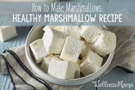 how to make marshmallows healthy marshmallow recipe