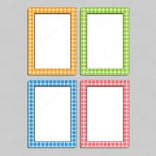immagini cornici per bambini cornici per foto per quattro bambini multi colored nelle ora di