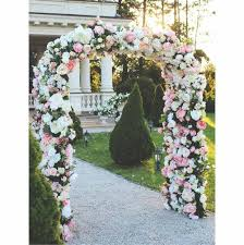 wedding arches flowers arch of flowers for wedding flowers online wedding arch