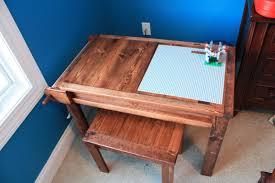 ana white lego art desk diy projects