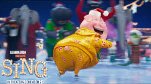 happy holidays from sing in theaters december 21
