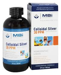 mbi nutraceuticals colloidal silver homeopathic immune defense