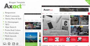 free magazine blogger template axact v2 1 u2013 responsive magazine blogger theme free download