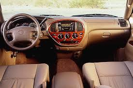 Toyota Tundra Interior Accessories 2000 06 Toyota Tundra Consumer Guide Auto