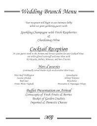 7 course meal menu ideas amazing wedding luncheon menu ideas