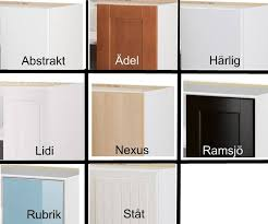 what color do ikea kitchen cabinets come in understanding ikea s base cabinet system for kitchens