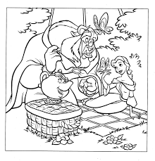 download coloring pages belle coloring page belle coloring page